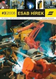 2008 / 3. szám - Esab