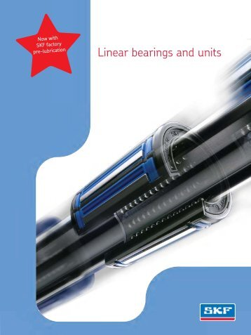 Linear bearings and units - KARB-TECH Kft