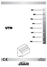Scheda tecnica accessorio IPM