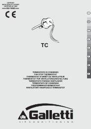 Scheda tecnica TC