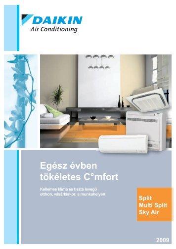 Split, Multisplit katalógus 2009