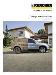 Catálogo da Linha Home & Garden - Kärcher