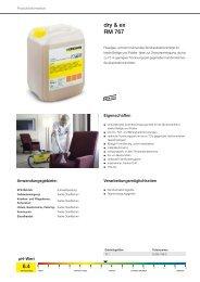 dry & ex RM 767 - Kärcher