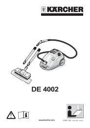 DE 4002 - Karcher
