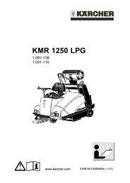 KMR 1250 LPG