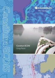 Selesmar ECDIS - Consilium