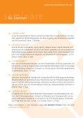 Folder Weiterbildungsreihe - Karenz und Karriere - Seite 3