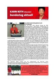 17-21 BT-aktuell Sommerpause.pub - Karin Roth, MdB