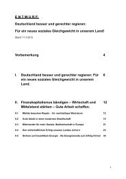 SPD-Parteivorstand: Beschlossenes ... - Karin Roth, MdB