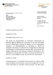 50Jahre BMZ - Karin Roth, MdB