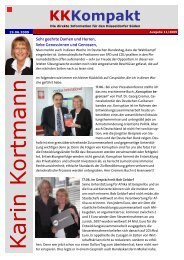 Download KKKompakt (.pdf) - Karin Kortmann