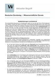 Spätabtreibungen und Strafrecht - Karin Kortmann