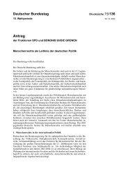 Menschenrechte als Leitlinie - Karin Kortmann