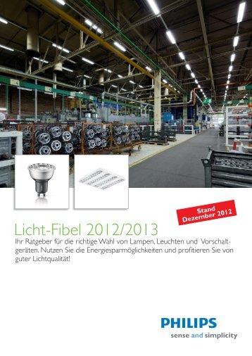 Licht-Fibel 2012/2013 - KARL MAHL GmbH
