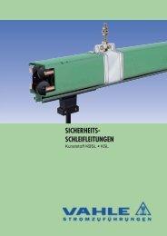 Katalog KSL, KBSL - Vahle