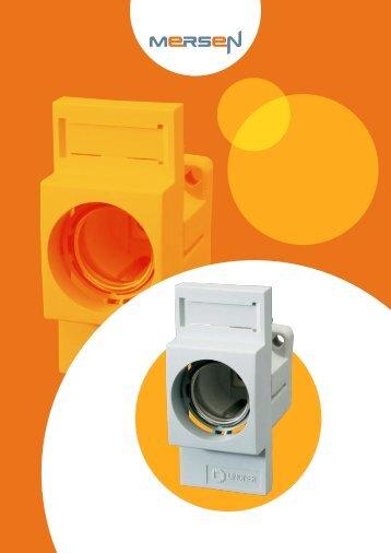 Produkte und Systeme Katalog Teil 3 - D-Sicherungssystem - Mersen