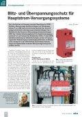 Blitz - Dehn + Söhne Blitzschutzsysteme - Seite 2