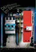 Blitz - Dehn + Söhne Blitzschutzsysteme - Seite 5