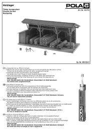 Holzlager - Axstone