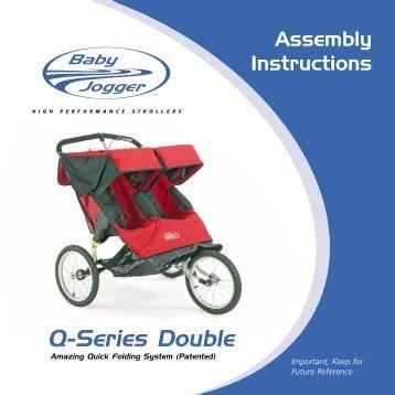 Baby Jogger Q-Series Double.pdf