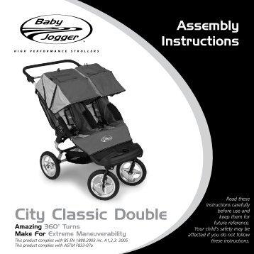 Baby Jogger City Classic Double USA.pdf