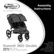 Baby Jogger Summit 360 Double USA.pdf