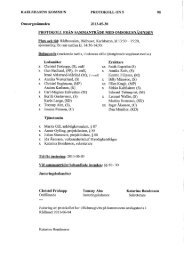 Omsorgsnämndens protokoll 2013-05-30 - Karlshamn