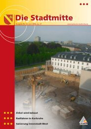Ausgabe 3/2006 - Bürgerverein Stadtmitte e.V.