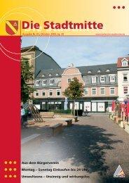 Die Stadtmitte Die Stadtmitte - KA-News