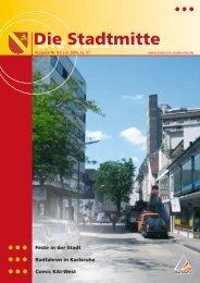 Ausgabe 4/2006 - Bürgerverein Stadtmitte e.V.