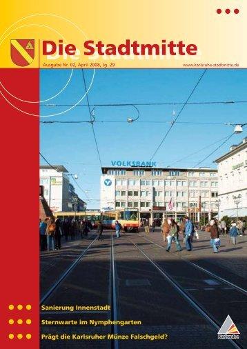 Die Stadtmitte - KA-News