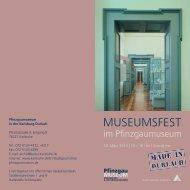 MUSEUMSFEST - Karlsruhe
