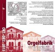 Orgelfabrik Herbst 2013 final.pdf - Karlsruhe