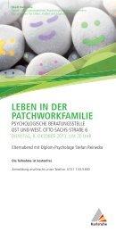 Flyer_Die Patchworkfamilie.indd - Karlsruhe