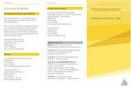 Flyer zur Veranstaltung (PDF, 205 KB) - Karlsruhe