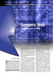 Semantic Web - Community of Knowledge