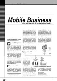oder: Wie macht man Mobiles zum Business - Fuks
