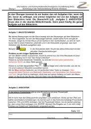 Seite 1/2 In den Übungen kommst du am besten den mit Aufgaben ...