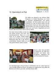 Stammtisch im Pott in Wuppertal 26. bis 28. August 2011