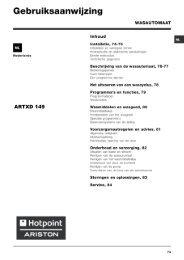 ARTXD 149 - Hotpoint