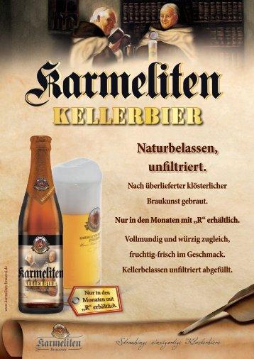 Produktdatenblatt - Karmeliten Brauerei Straubing