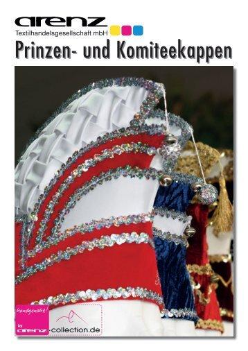 iteemützen - Karnevalskostüme