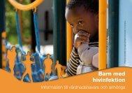 Barn med hivinfektion - Karolinska Sjukhuset