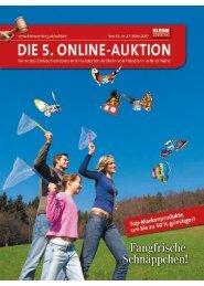 Katalog als PDF (9MB) - Der Kleinen Zeitung - Kleine Zeitung