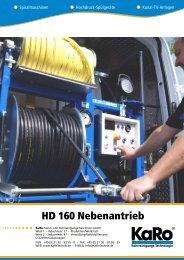 HD 160 Nebenantrieb - KaRo