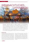 Weihnachtliches Offenbach - Karree Offenbach - Seite 6