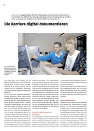 Artikel dazu in der Schreinerzeitung vom 23. April 2009