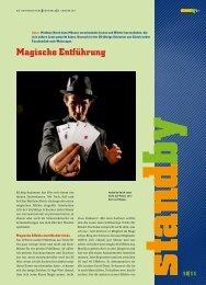 Standby Oktober 2011 - KARRIEREPASS.ch
