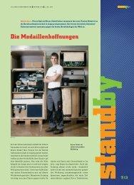 Standby Juli 2013 - KARRIEREPASS.ch