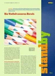 Standby Juli 2011 - KARRIEREPASS.ch